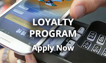 Apply loyalty program